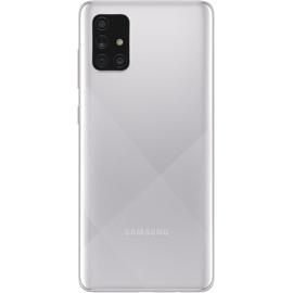 Samsung Galaxy A71 6 GB RAM 128 GB haze crush silver
