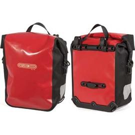 Ortlieb Sport-Roller City Paar rot/schwarz
