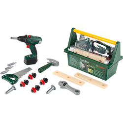 Bosch Werkzeug Box mit Akkuschrauber