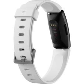 Fitbit Inspire HR weiß / schwarz