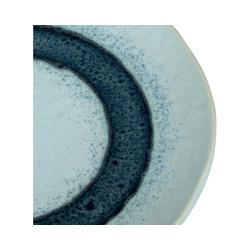 """LEONARDO Kindergeschirr-Set 18-tlg. Keramik Set """"MATERA"""", sand blau"""