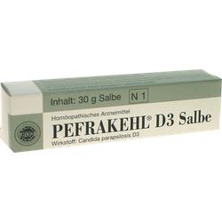 PEFRAKEHL Salbe D 3 30 g