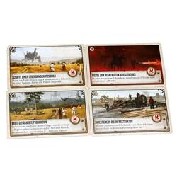 Feuerland Spiel, Scythe Promo Kartenset #3 (deutsch)