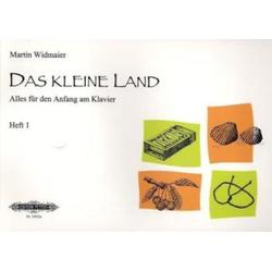 Das kleine Land Heft 1 als Buch von Martin Widmaier