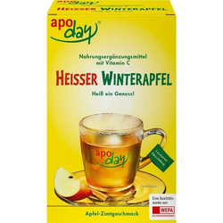 APODAY Heisser Winterapfel Vitamin C