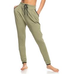 Roxy Yogahose Love Aint Enough braun Damen Yogahosen Yogawear Damenwäsche