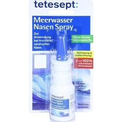 TETESEPT Meerwasser Nasenspray 20 ml