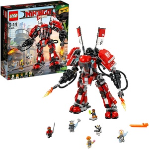LEGO Ninjago 70615 - Kai's Feuer Mech