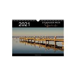 Steinhuder Meer - Steinhude (Wandkalender 2021 DIN A4 quer) - Kalender
