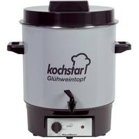 """Kochstar KochstarWarmMaster A 99104035 Einkochautomat """"Warm Master"""" mit Auslaufhahn 35 cm"""
