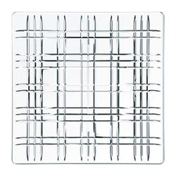 Nachtmann Servierplatte Square Quadratisch 2er Set 21 cm, Glas