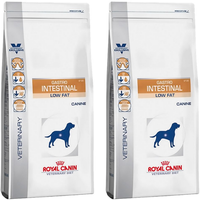 Royal Canin Gastro Intestinal Low Fat 2 x 12 kg