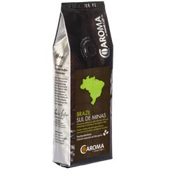 Kaffee Brazil sul de Minas - Sortenreiner Arabica Kaffee, Ganze Bohnen - Caro...