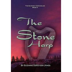 The Stone Harp als Buch von Suzanne Dekeyzer James