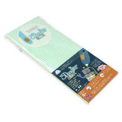 3Doodler 3DS-ECO02-MINT-24 Aqua Mint Filament-Paket Elastic 1.75mm 27g Mint 24St.