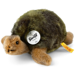 Steiff Kuscheltier Slo Schildkröte, 20 cm