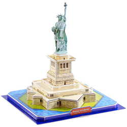 3D-Puzzle Freiheitsstatue