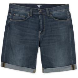 Carhartt Wip - Swell Short Blue Dar - Shorts - Größe: 33 US
