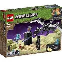 LEGO® Puzzle LEGO® Minecraft 21151 Das letzte Gefecht, Puzzleteile