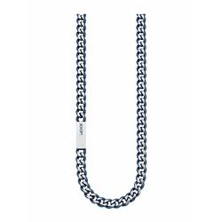 Halskette für Herren, Edelstahl, Motiv JOOP! Silber