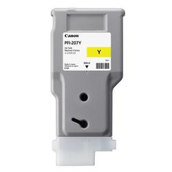 Canon Tinte PFI-207 Gelb, 300 ml