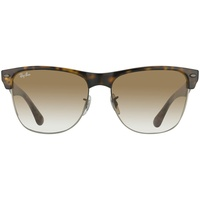 Ray Ban Clubmaster RB4175 tortoise / light brown gradient