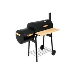 BBQ-Toro Holzkohlegrill BBQ-Toro BBQ Smoker Grill, Holzkohle Grillwagen, Barbecue Holzkohlegrill