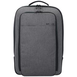 Salzen Business Rucksack 29 cm Laptopfach RFID storm grey