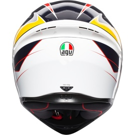 AGV K-1 Pitlane Blue/Red/Yellow