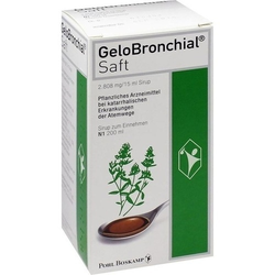 GELOBRONCHIAL Saft 200 ml