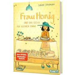 Frau Honig 2: Und das Glück der kleinen Dinge als Buch von Sabine Bohlmann