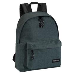 PEDEA Rucksack Daypack für Damen & Herren mit 13,3 Zoll (33,8 cm) Laptop Fach, 24l, grau