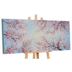 YS-Art Gemälde Himmel in Farben 121