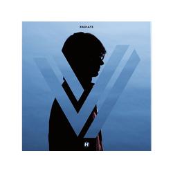 Fred V - RADIATE (CD)