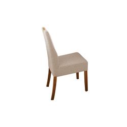 Niehoff Stuhl Molino in taupe/Wildeiche