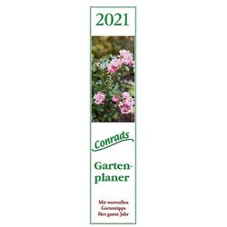 Conrads Gartenplaner 2021 - Streifenkalender