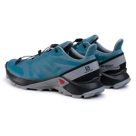Salomon Supercross W mallard blue/black/monument 36 2/3