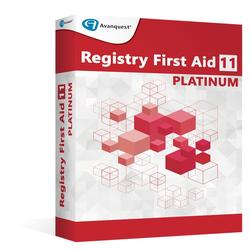 Avanquest Registry Eerste Hulp 11 Platinum