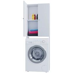 VCM my bath Vandol Waschmaschinenschrank weiß/weiß
