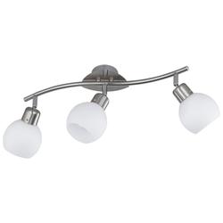 TRIO Leuchten LED Deckenstrahler, LED Deckenleuchte, LED Deckenlampe 45 cm x 20 cm