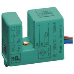 Pepperl + Fuchs Induktiver Sensor PNP SB3,5-G-E2-2M