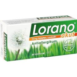 Lorano akut