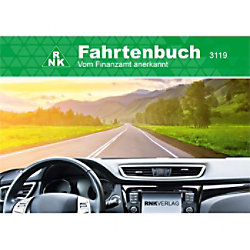 RNK Fahrtenbuch DIN A6 quer