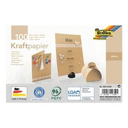 Kraftpapier - A5, folia