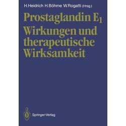 Prostaglandin E1 als Buch von