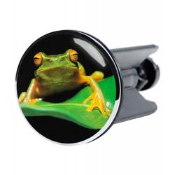 Stöpsel Frosch Grün