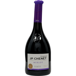 J.P. Chenet Merlot 13% 0,75 ltr.