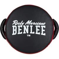 BENLEE Rocky Marciano Unisex – Erwachsene Solo Pro Strike Shield, Black/Red, one Size