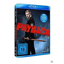 Payback 2014 - DVD  Filme