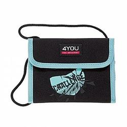 4YOU Money Bag 4YOU Logoprint